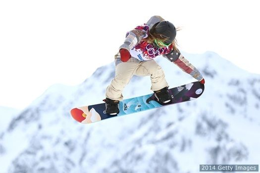 Jamie Anderson Wins Slopestyle Gold #Sochi #Olympics ...