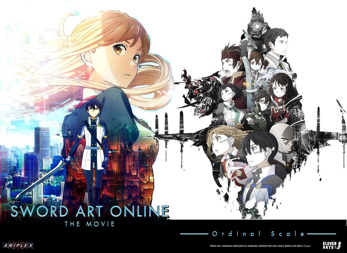 Nonton Sword Art Online Ordinal Scale BD Subtitle Indonesia Download