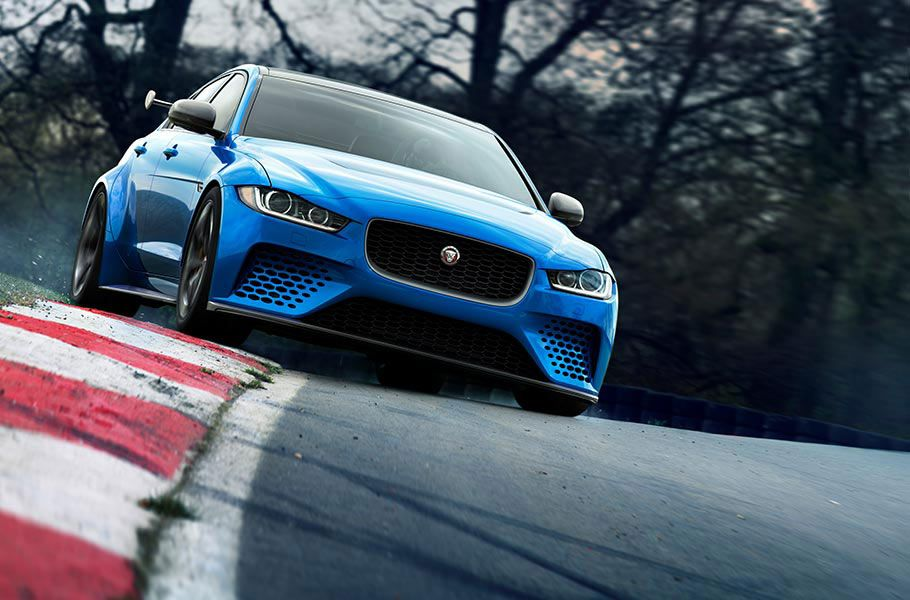 With 600 Ps And Supercharged V8 Engine Project 8 Is The Most Powerful Road Legal Jaguar In History Limited To 300 Cars Wor Jaguar Xe Jaguar Car Jaguar Models