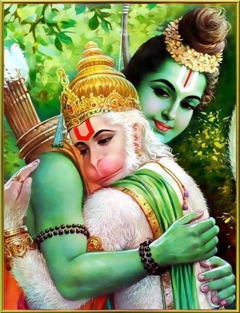 download hanuman and ram ji wallpaper hd free i just like this in
