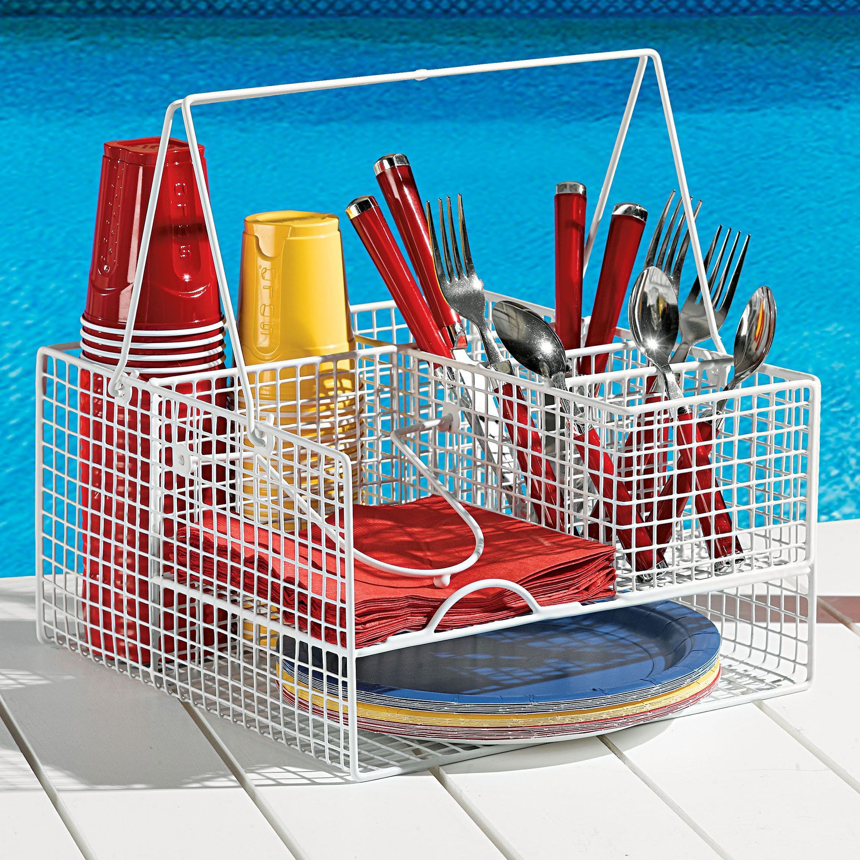 Picnic Caddy | Gadgets & Tools | Brylanehome