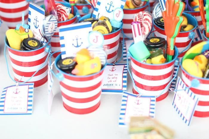 Nautical Party Theme Ideas Part - 39: Nautical Themed Party For Bachelorette Use Lace Cups Feather Boa Etc