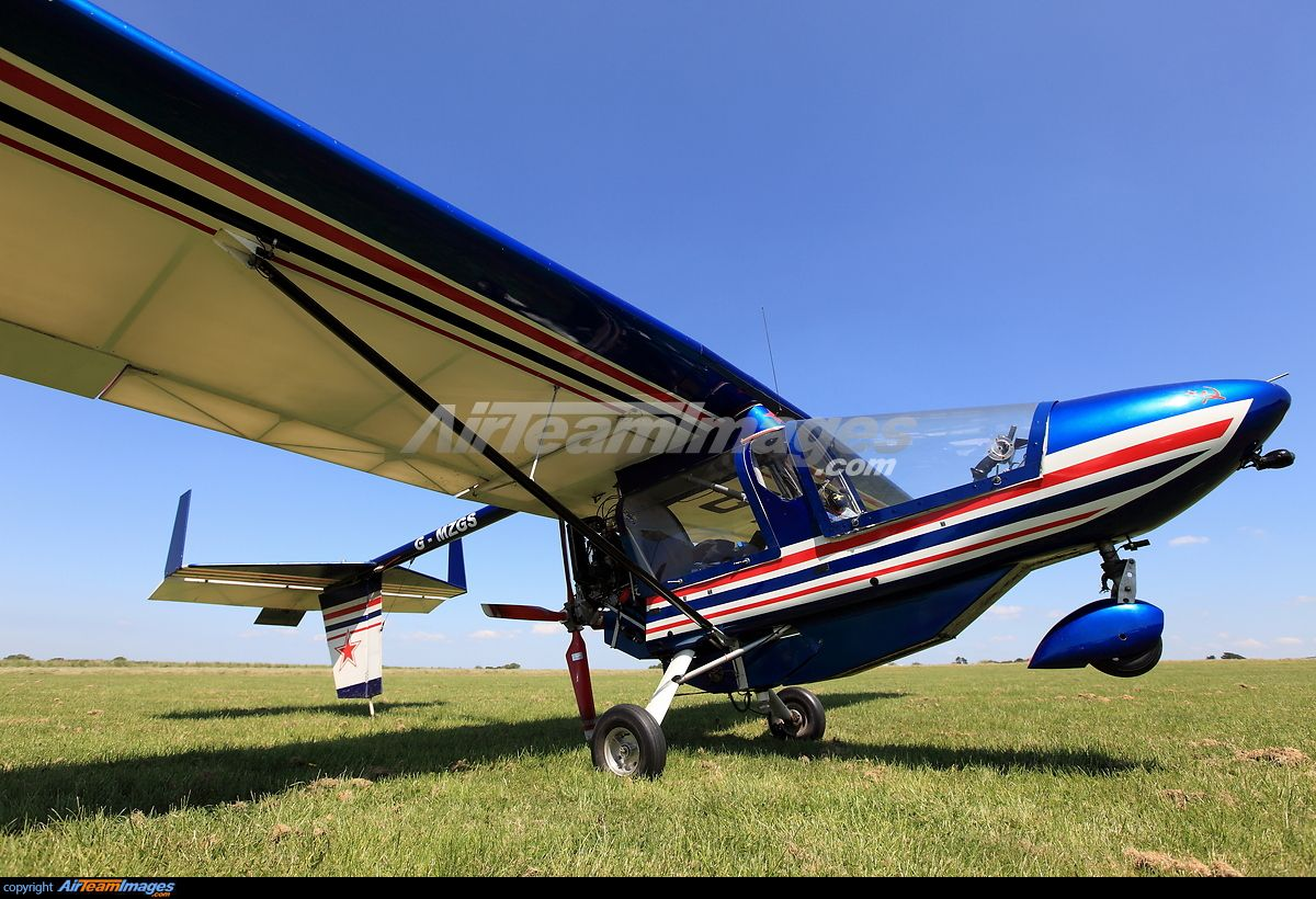 Cfm Streak Shadow G Mzgs Aviation Aircraft Microlight