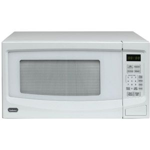 Galanz 1 1 Cu Ft Microwave Oven With Digital Display White 50