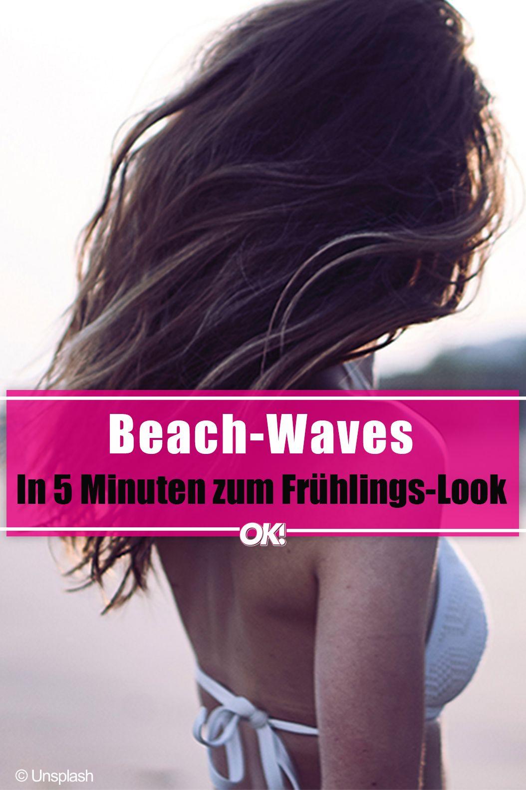 Photo of Beach Waves: un elegante look primaveral en 5 minutos