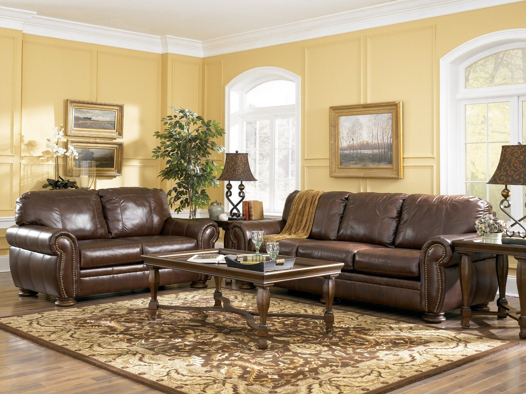 Living Room Sets Brown Living Room Decor Living Room Colors Couch Decor