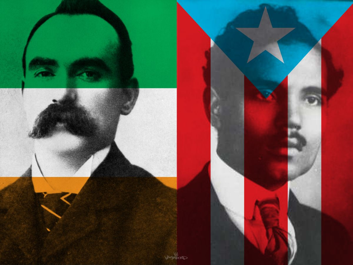 Don pedro albizu campos and james connolly brothers in arms and i would like the delegates of puerto rico to convey my greetings and m4hsunfo