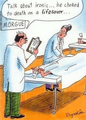 Lifesavers Daily Vowel Movements Morbid Humor Ironic Humor Student Jokes