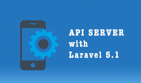 API server with authentication can be created easily using