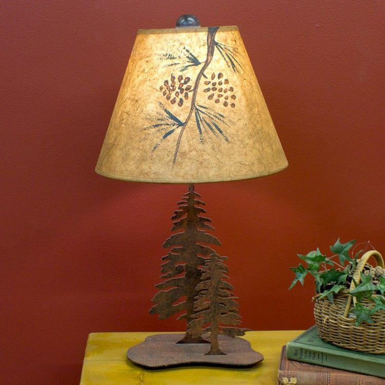 Park Art My WordPress Blog_Wrought Iron Floor Lamp Rustic