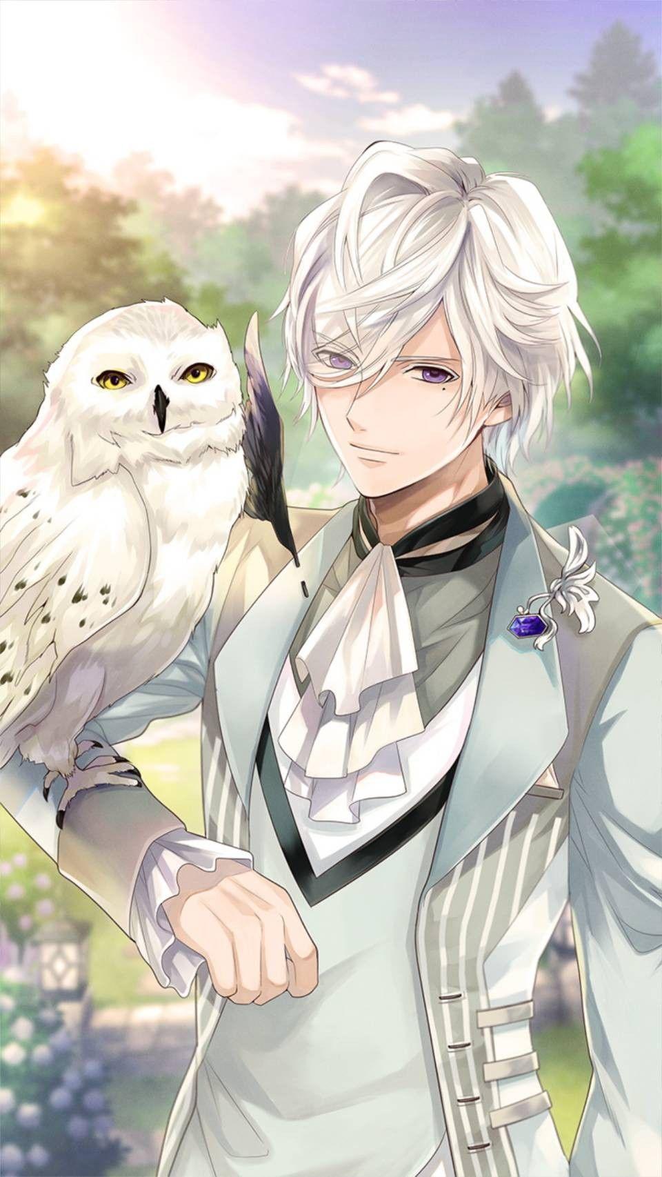 Name For Owl Hum Anime Cute Anime Guys Handsome Anime