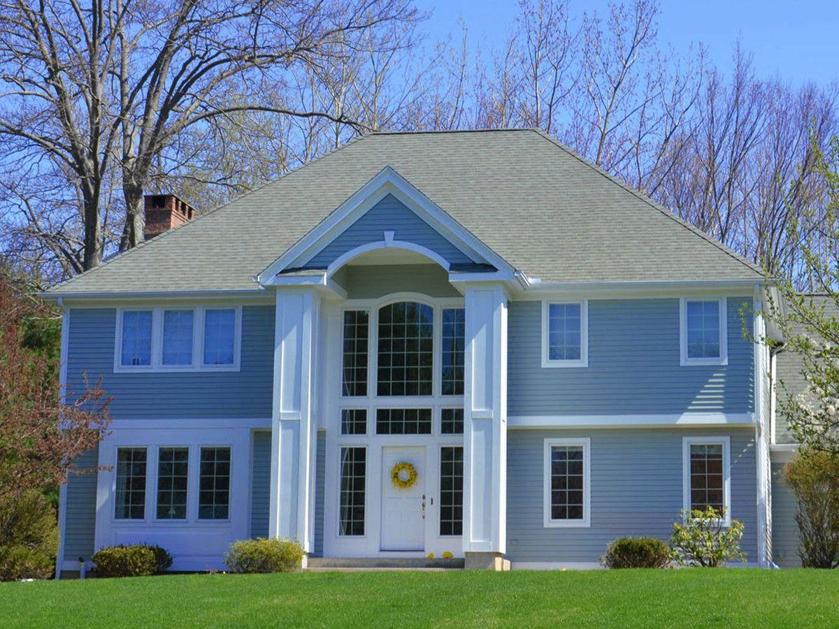 おしゃれな外壁の色選び 基調の塗装4色はこう使う ホームウェア