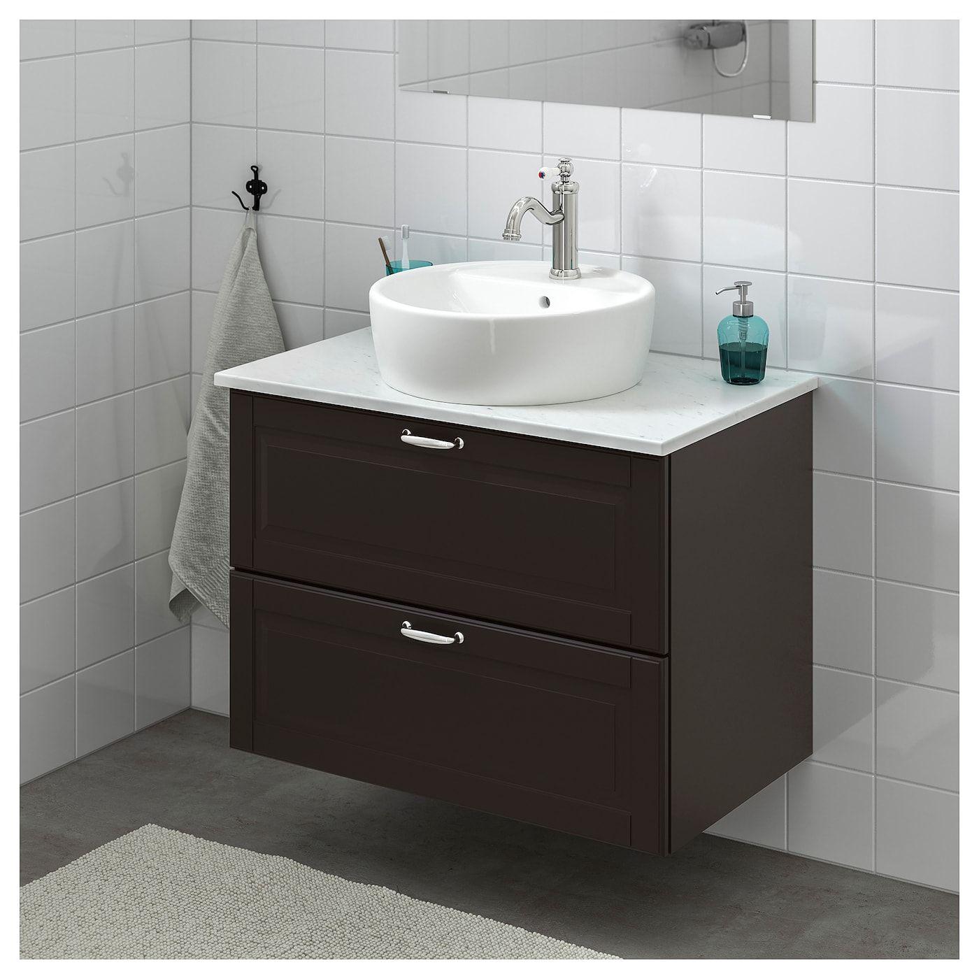 IKEA / TÖRNVIKEN Bathroom vanity Kasjön