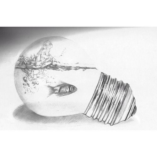 Creative drawing ideas for teenagers tumblr google for Pencil sketch ideas