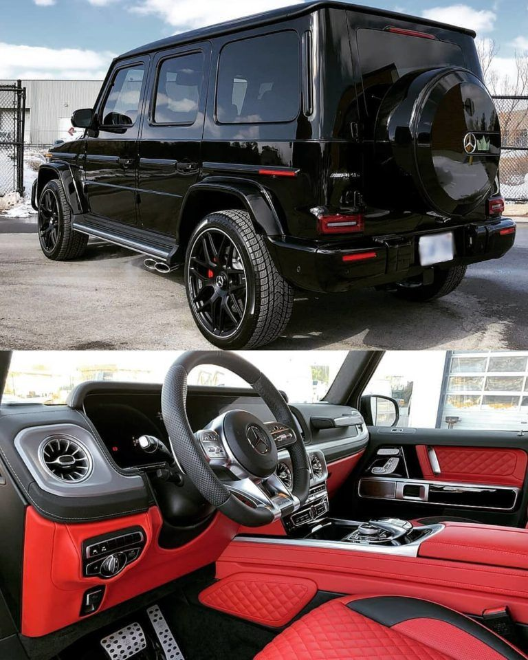 Mercedes Benz Amg S63 Follow Uber Luxury For More Via: Mercedes Benz G63 AMG 2019? Follow @uber.luxury For More