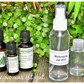 Diy Muckenspray Rezept Muckenspray Hausmittel Und Anti Mucken