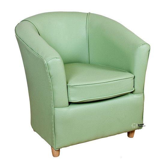 Enjoyable Mint Green Leather Chair For My Cardinal Sun Room Cardinal Machost Co Dining Chair Design Ideas Machostcouk