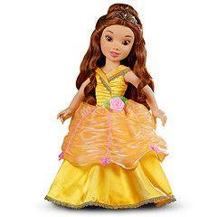 Disney Princess & Me Belle Doll (1)