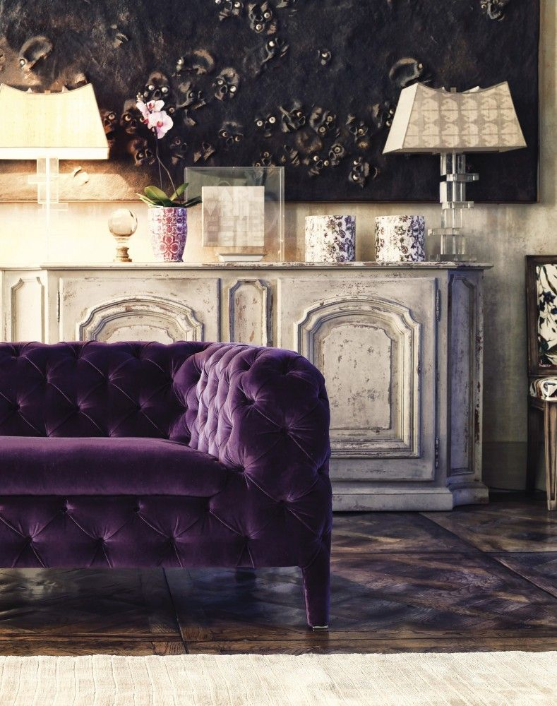 10+ Most Popular Purple Couch Living Room Ideas