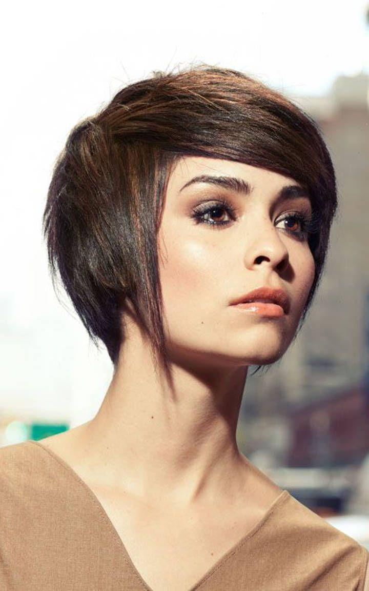 Short hairstyle hairstyles pinterest modern short
