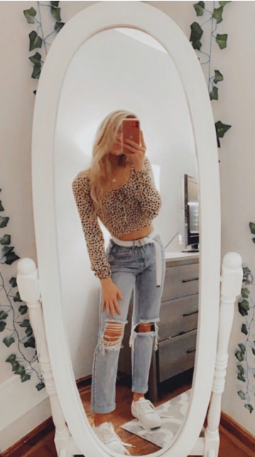 Photo of Cheetah Print Fit