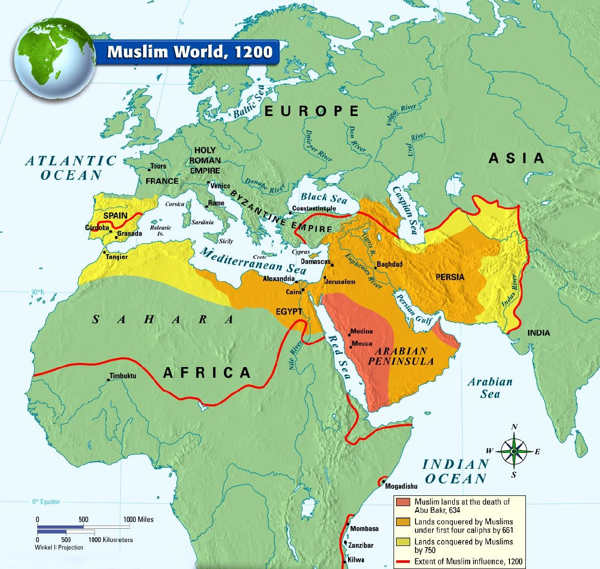 The muslim world 1200 history pinterest muslim history and the muslim world 1200 gumiabroncs Gallery