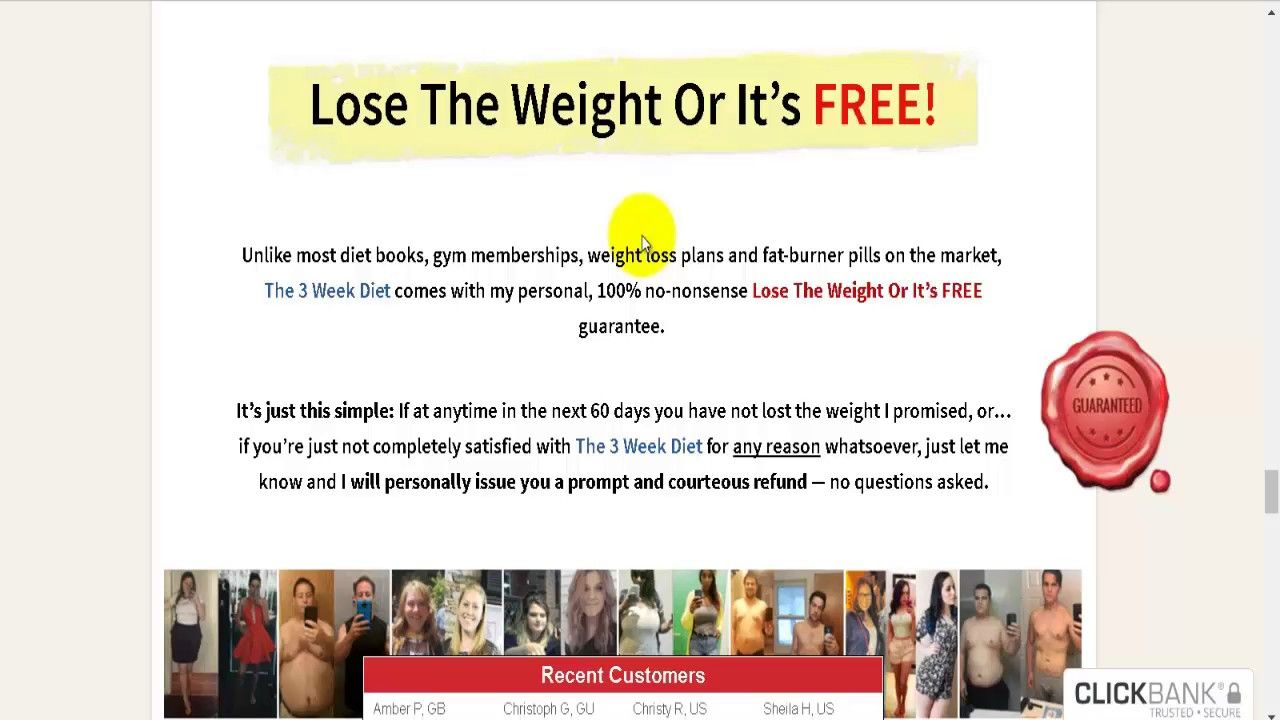 How to lose weight naturally and healthy