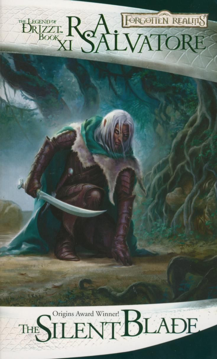 The Silent Blade (Forgotten Realms: Legend of Drizzt, #11) by R A
