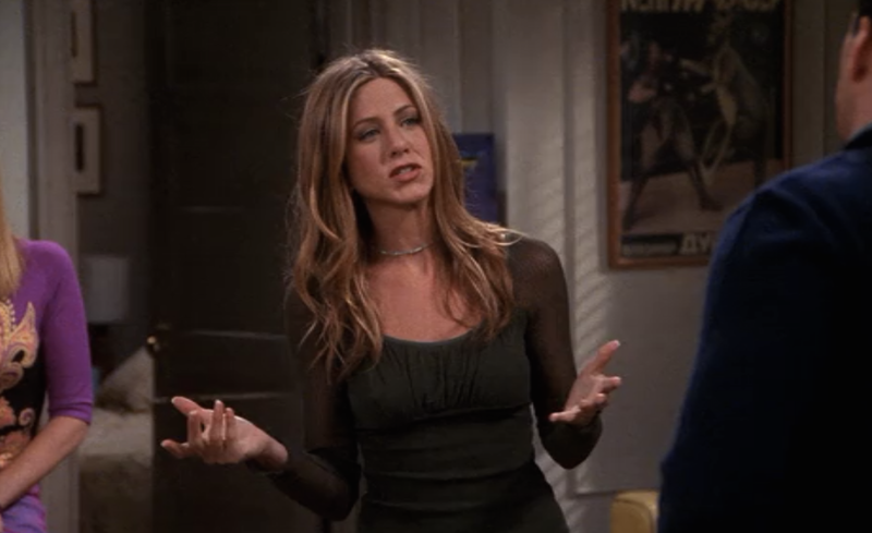 Every Outfit Rachel Ever Wore On Friends Ranked From Best To Worst Season 7 Rachel Green Outfits Rachel Green Hair Rachel Green Style