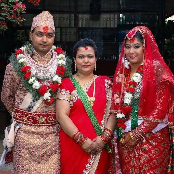 Nepal Culture, Fashion, Beautiful People