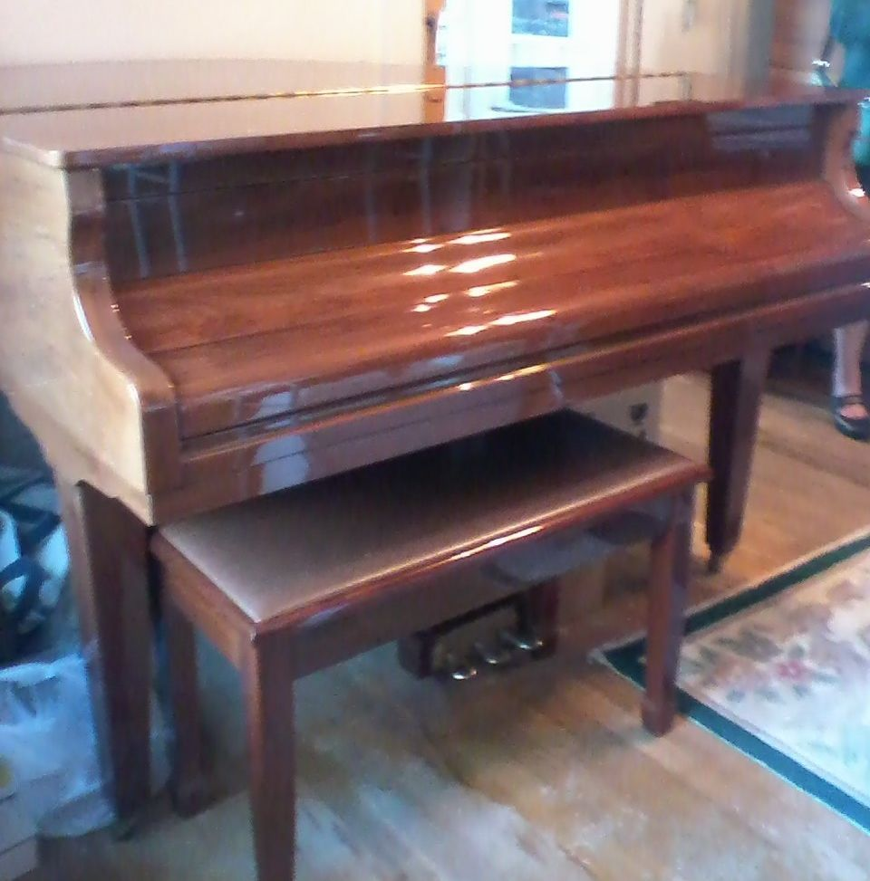 Exquisite Baby Grand Piano From Kohler Amp Campbell 66 Keys
