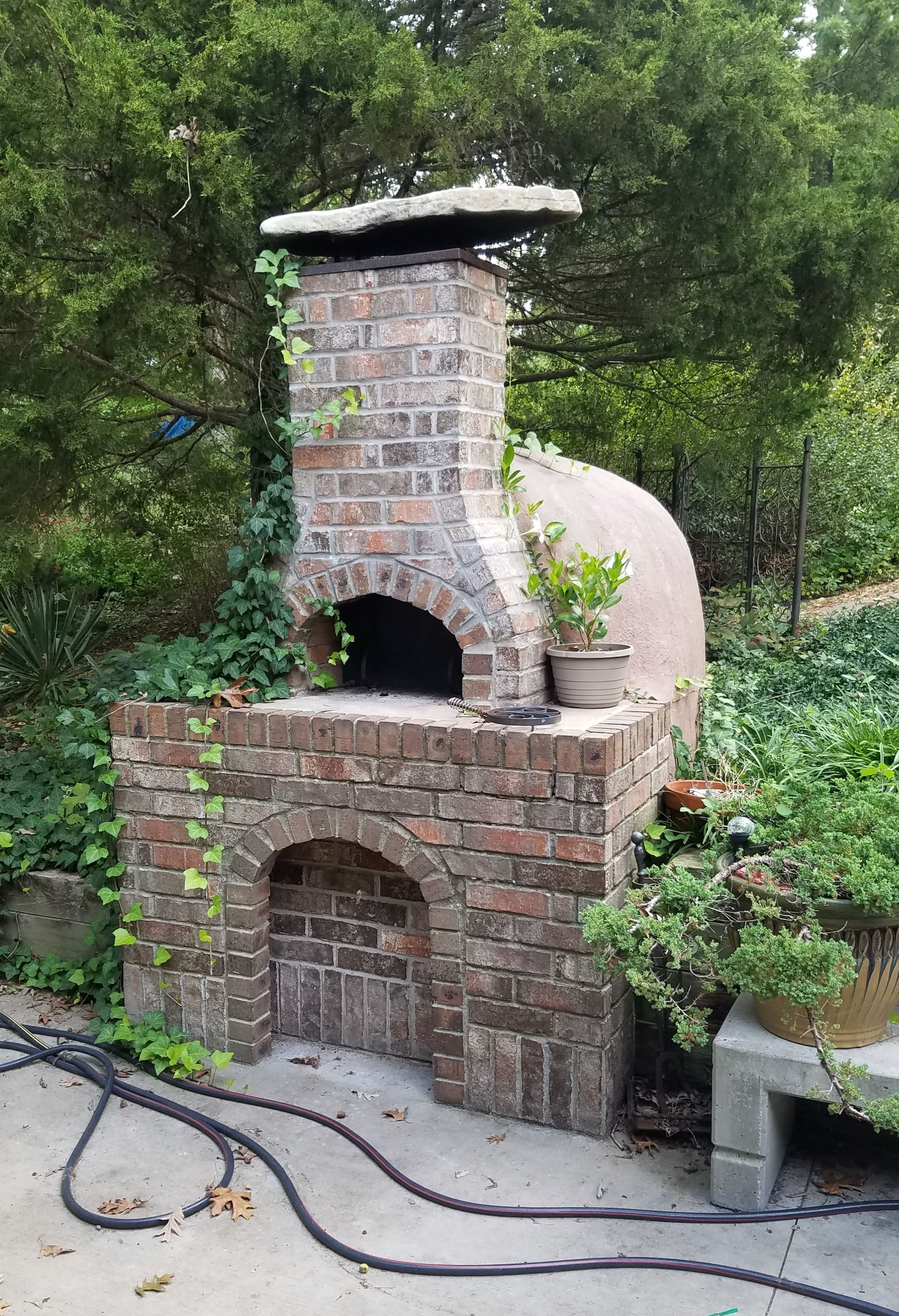 Pompeii Diy Brick Oven Photos In United States Pizza Oven Brick