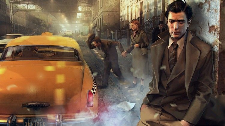 Mafia 2 Wallpaper Wallpapers Video Games Mafia Ii Mafia 2