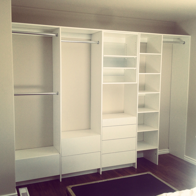 New Closet Organizer