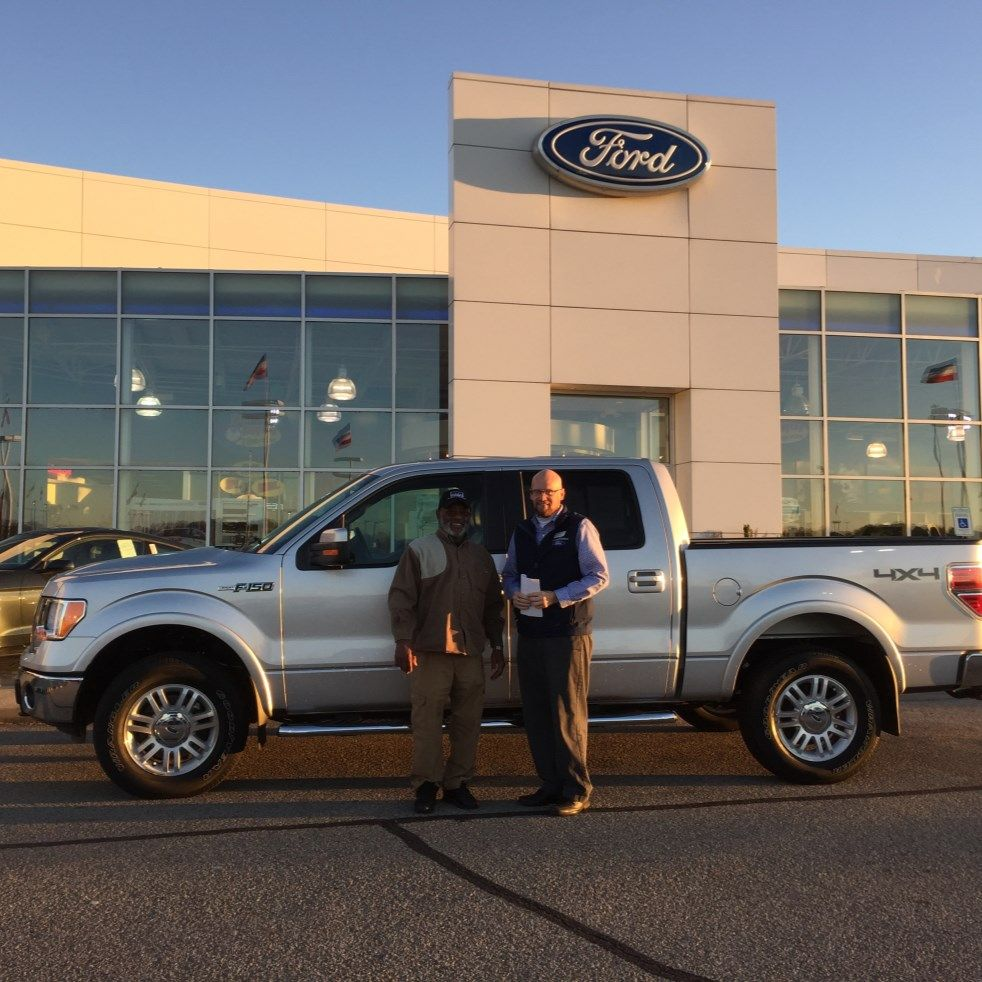 Charles terry reviews the 2013 ford f150 lariat he purchased from homer skelton ford in olive