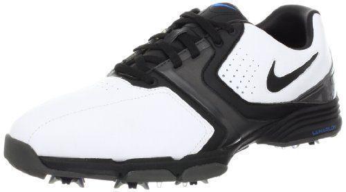 best loved b7f39 ced55 ... Mens Golf Shoes Idea Nike Golf Mens Nike Lunar Saddle Wide Golf  ShoeWhiteMetallic Dark GreyPhoto ...