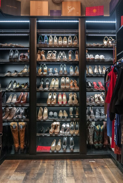 Have You Seen A More Impressive Vertical Shoe Rack Amazing Job On