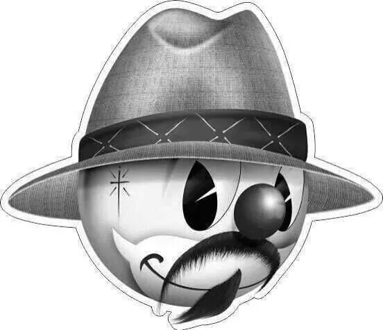 Cholo Tattoos Face: Pin On Chicano Tattoos / Drawings / Penstrips