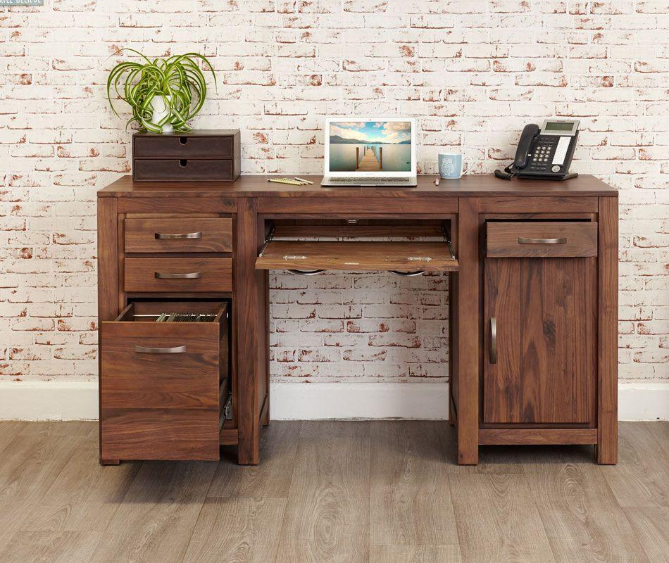 Wooden Home Office Desk Home Office Desks Office Furniture