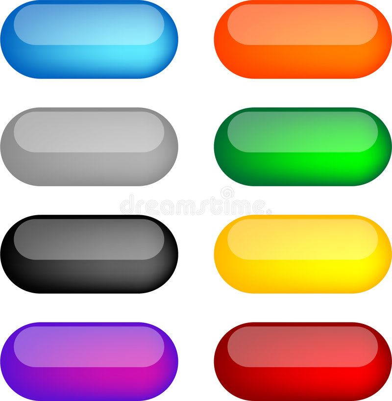 Rainbow Gel Blank Buttons Shiny Colored Gel Internet Icon Buttons Sponsored Blank Buttons Rainbow Gel Intern Gel Internet Icon Merchandise Design