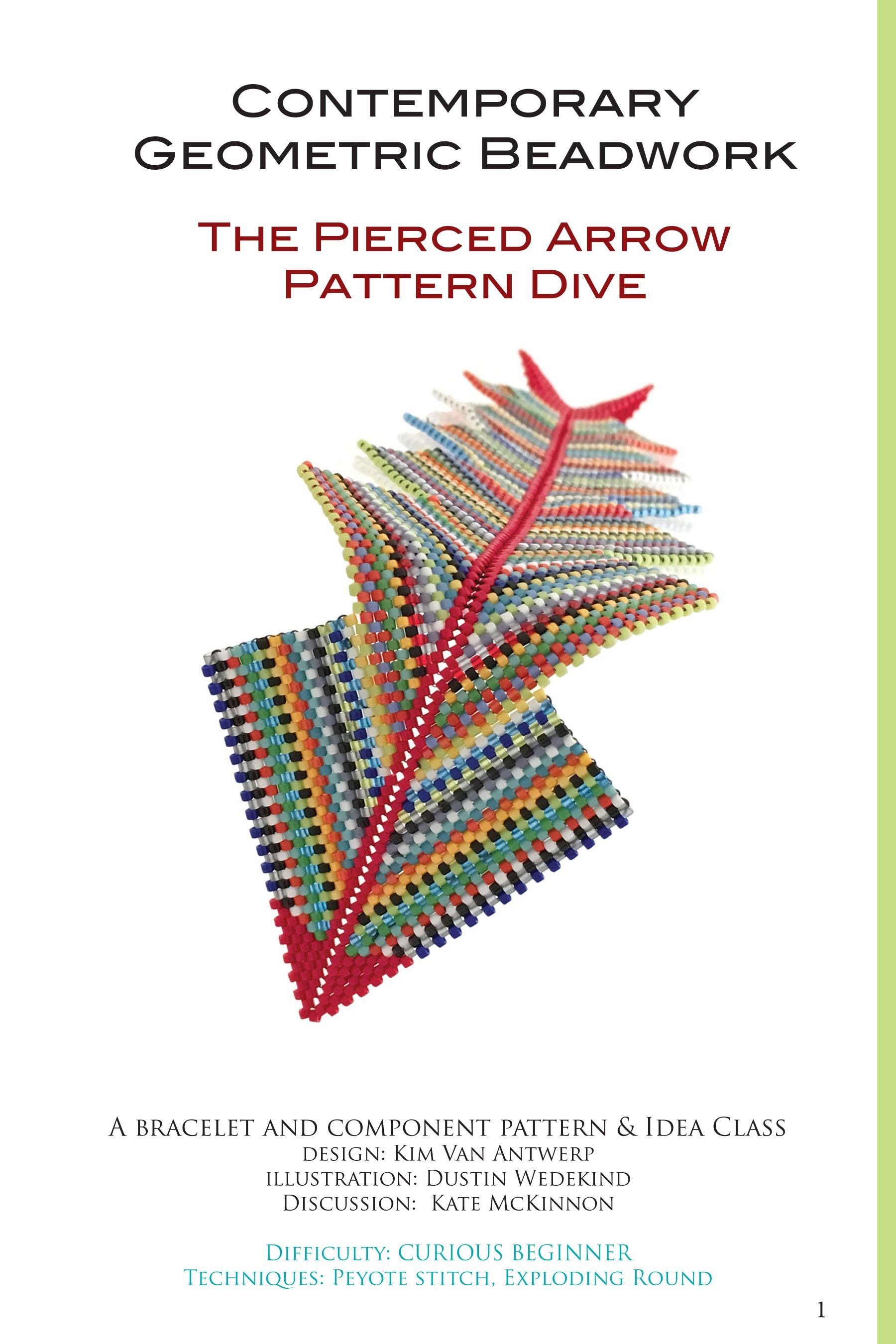 This Digital Download Contains Patterns For Two Pierced Arrow