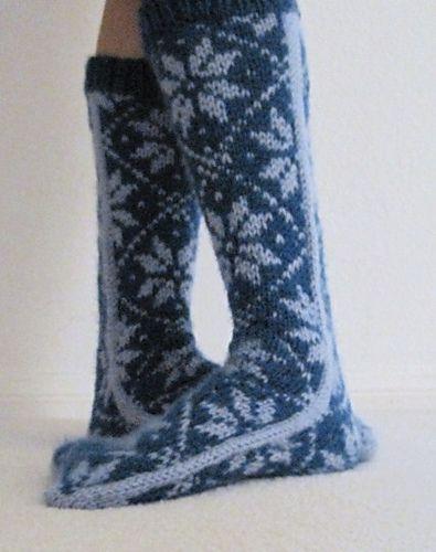 Ravelry Snowglazed Mukluks Pattern By Jenny Xue Free Pattern
