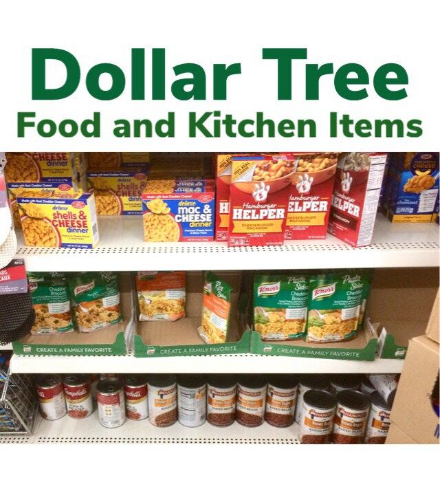 Dollar Tree Food And Kitchen Finds Food Dollar Tree Finds Find