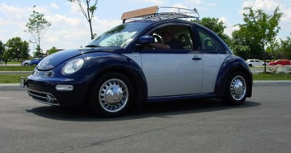Image Result For Two Tone New Beetle Beetle Roof Rack