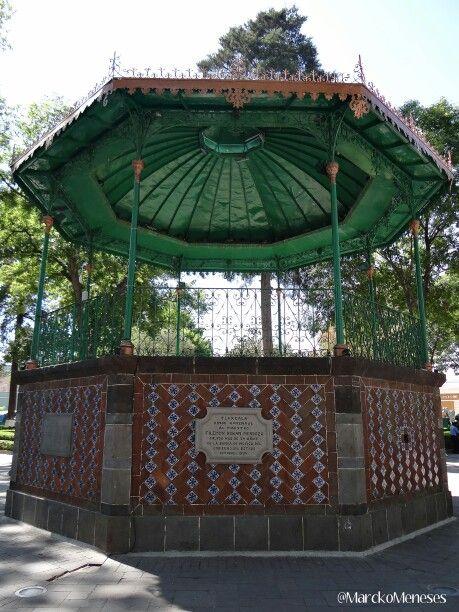 Plaza de la Constitución. Tlaxcala, Tlaxcala.