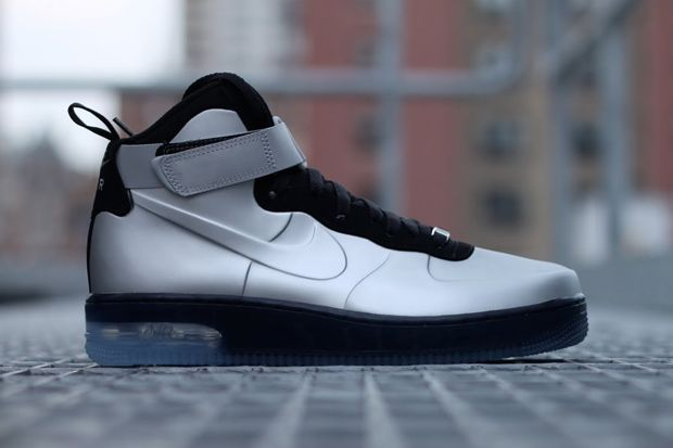 Nike Air Force One Foamposite Pro Faible Quo