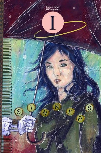 Get your free copy of supernatural noir comic Sinners #1