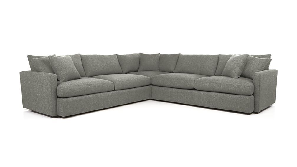Swell Lounge Ii 3 Piece Sectional Sofa Home 3 Piece Sectional Beatyapartments Chair Design Images Beatyapartmentscom