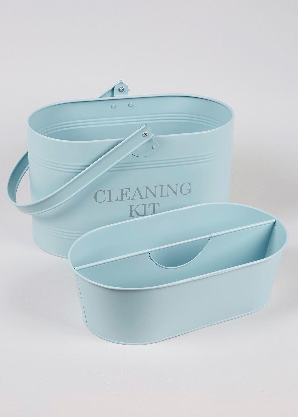 Metal Cleaning Caddy Tin (34cm x 22cm x 20cm)   New Flat // Kitchen ...