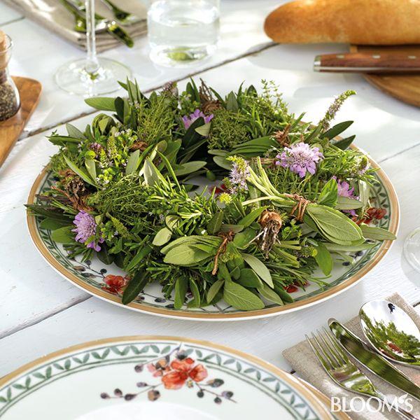 Mediterrane Tischdeko Ideen mediterrane tischdeko für die gartenparty tischdeko